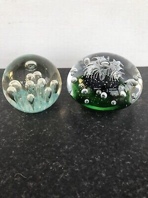 Paperweights X2 Excellent Condition • 5.99£