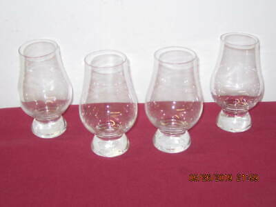 Glancairn Official Whisky Nosing Glasses --  Set Of 4 • 22.41£