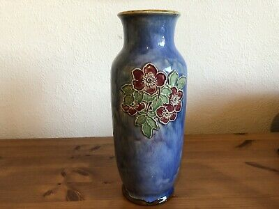 Large Royal Doulton Stoneware Vase • 49.99£