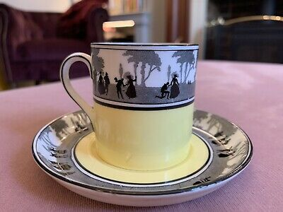 Foley Bone China Cup And Saucer 699742 • 3.50£