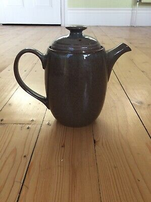 Denby Greystone 3 Pint Coffee Pot • 4.27£