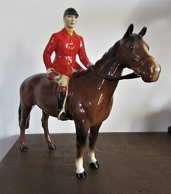 Beswick Huntsman With Repaired Right Ear • 21£