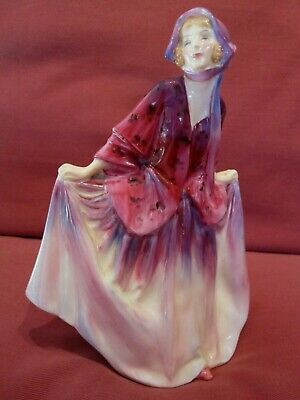 Beautiful Vintage 1940's Royal Doulton Figurine Entitled Sweet Anne Hn1496 • 10£