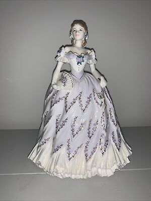 Royal Worcester Figurine 'the Last Waltz' Limited Edition • 90£