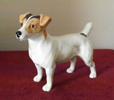 BESWICK - JACK RUSSELL TERRIER - LARGE - MODEL NO. 2023. Excellent Condition  • 24.99£