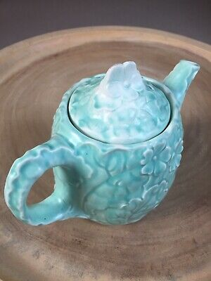 Vintage PRIMULA TEAPOT (GREEN) Made In England • 15£