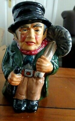 Roy Kirkham  Sweep  Toby Jug - In Very Good Condition !!! • 5£