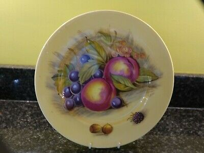 Aynsley Orchard Gold Large Dinner Plate • 12£