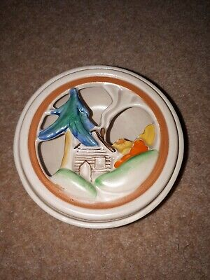 Clarice Cliff Pottery: Fragrance Diffuser • 21£