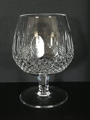 WATERFORD CRYSTAL - COLLEEN - Irish Crystal Glass - Large Brandy Balloon Glass • 16.99£