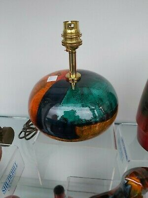 Studio Poole Lamp Base 6 Inches By 7 Inch  Hand Thrown By Alan White 1 Of 1  • 148£