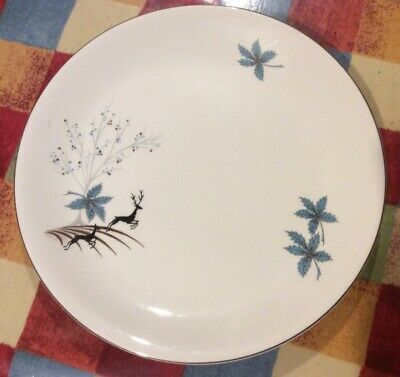 Alfred Meakin Leaping Stag Pattern Dinner Plate 25cm Dia • 3.50£
