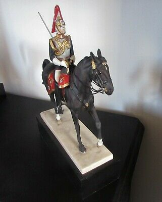 Royal Worcester China Royal Worcester Royal Horse Guards The Blues • 125£