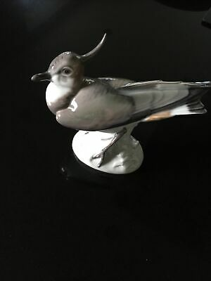 Vintage Bing & Grondahl Figurine Of Lapwing Bird Excellent Condition Marked • 40£