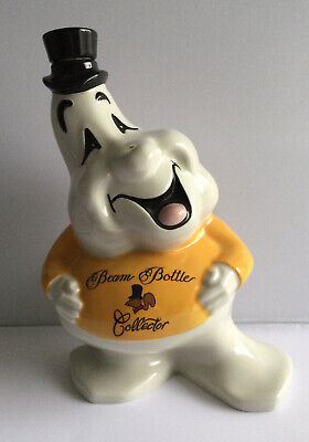 Wade Limited Edition Jim Beam Happy Little Guy Decanter Collectors Club 1996 • 45£