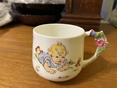 Paragon Fine Bone China Cup Painted By Eileen Soper • 25£