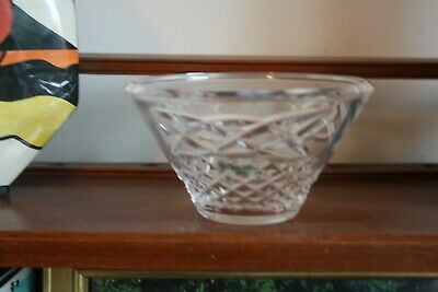 Galway Crystal Celtic Bowl • 9.95£