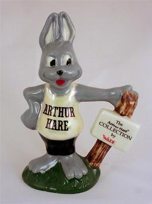 WADE Arthur Hare Figurine From The Travelhare Collection 1998 • 24.95£