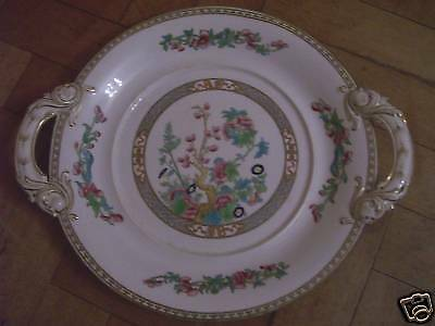 A Highly Decorated Victorian Spode Tureen Base Dish ? • 75£