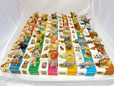 Wade Whimsie's 1971-84 All Boxed And All Variations Available  (Perfect) • 8.99£