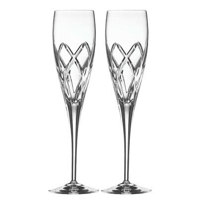 Galway Crystal Mystique Flute (Pair) • 43.50£
