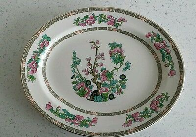 Vintage Lord Nelson Indian Tree Oval Platter   • 9.89£