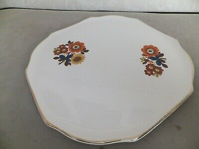 Lord Nelson Pottery Cake Plate • 7£