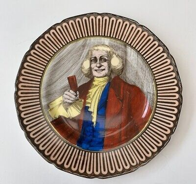 Vintage Royal Doulton The Squire Collectors Decorative Plate Hand Painted • 25£
