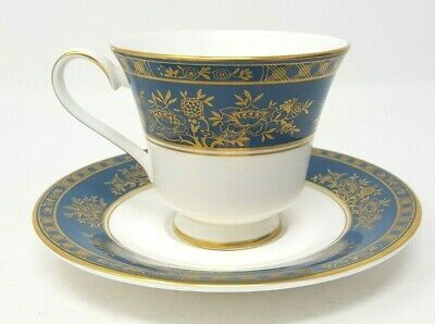 Royal Doulton Earlswood H5053 Tea Cup And Saucer First Quality. • 13.99£
