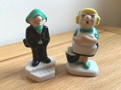 Wade Andy Capp And Wife Miniature Whimsies (mirror Newspaper) • 27£