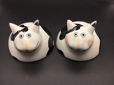 Villeroy & Boch Salt And Pepper Shakers • 20£