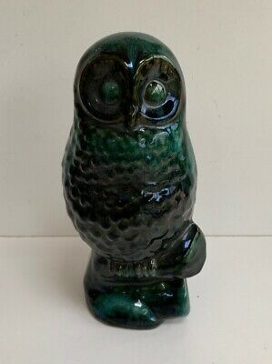 Blue Mountain Pottery Owl • 25£