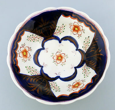 Gaudy Welsh Antique English Pottery Bowl Basin 19thC  • 55£