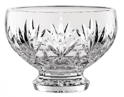 Waterford Caprice 10  Crystal Footed Bowl New, Boxed, Slight Second • 39.99£