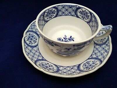 Old Chelsea Furnivals Ltd England No 647812 Tea Cup And Saucer • 35£