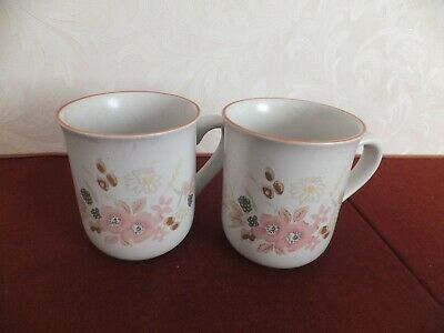 BOOTS  HEDGE ROSE Coffee Cup X 2 • 5.75£