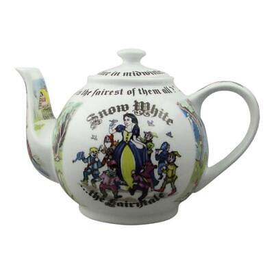 Snow White 4 Cup Teapot Paul Cardew Design Birthday Or Christmas Gift Idea • 27£