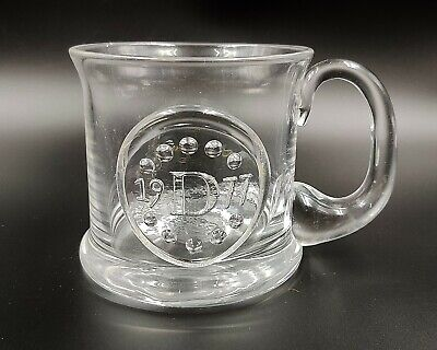 Dartington Crystal Tankard 1977-Limited Edition 786/1000 Signed By Frank Thrower • 19.99£