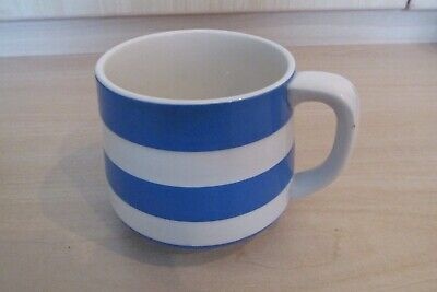1 X TG Green Judith Onions Cornish Blue /Cornish Ware Mug/Cup • 10£