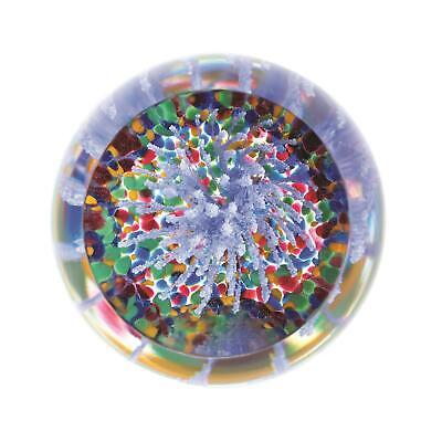 Caithness Glass U20046 Sentiments And Occasions Party Poppers Blue Paperweight • 23.80£