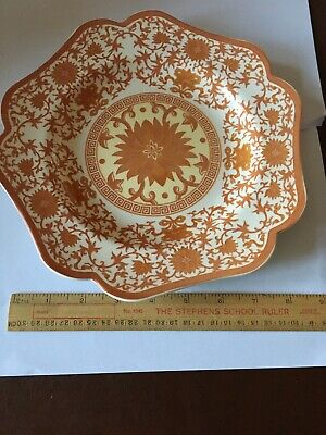 Indian Red By Spode Plate  • 5£