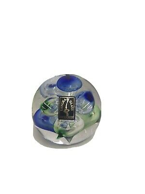 Langham Glass  Bubbles Paperweight  • 6.99£