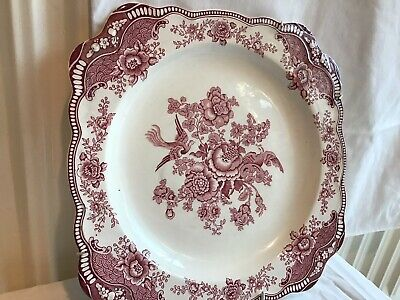 Crown Ducal Bristol Ware Square Platter • 6.75£