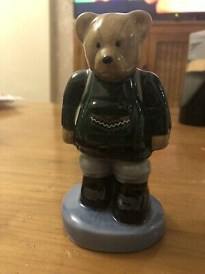 Wade - Camping Bear - Collector Club 1998 • 5£