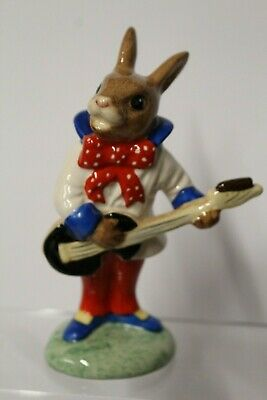 Royal Doulton Bunnykins Rock And Roll 201/1000 • 55£