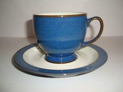 Denby - Boston - Tea Cup And Saucer (several Available) • 3.95£