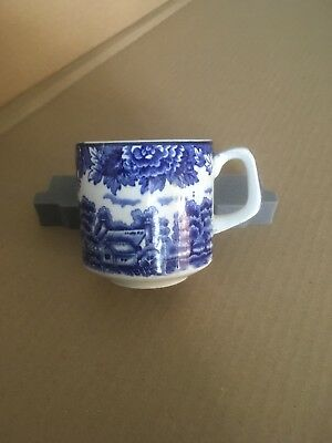 Vintage Woods Of England Small Tea Cup (English Country Scenery) • 3£