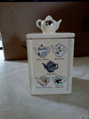 Ringtons Heritage Collection Tea Caddy By Wade Ceramics  • 12£