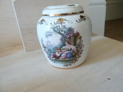 Lord Nelson Pot Pouri Jar And Cover • 8£