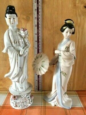 Chinese Asian Porcelain Figures Figurines • 9.95£